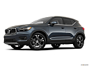 2021 Volvo XC40 T4 Inscription, low/wide front 5/8.