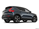 2021 Volvo XC40 T4 Inscription, low/wide rear 5/8.