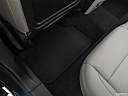 2021 Volvo XC40 T4 Inscription, rear driver's side floor mat. mid-seat level from outside looking in.