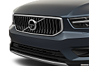 2021 Volvo XC40 T4 Inscription, close up of grill.