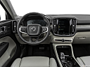 2021 Volvo XC40 T4 Inscription, steering wheel/center console.