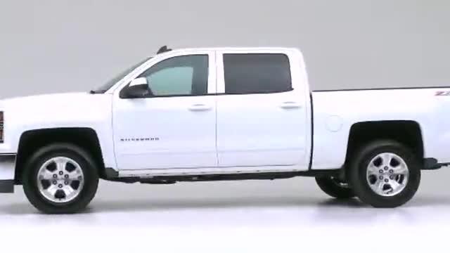 2015 Chevrolet Silverado 1500 4x2 LT 4dr Crew Cab 5 8 ft  SB