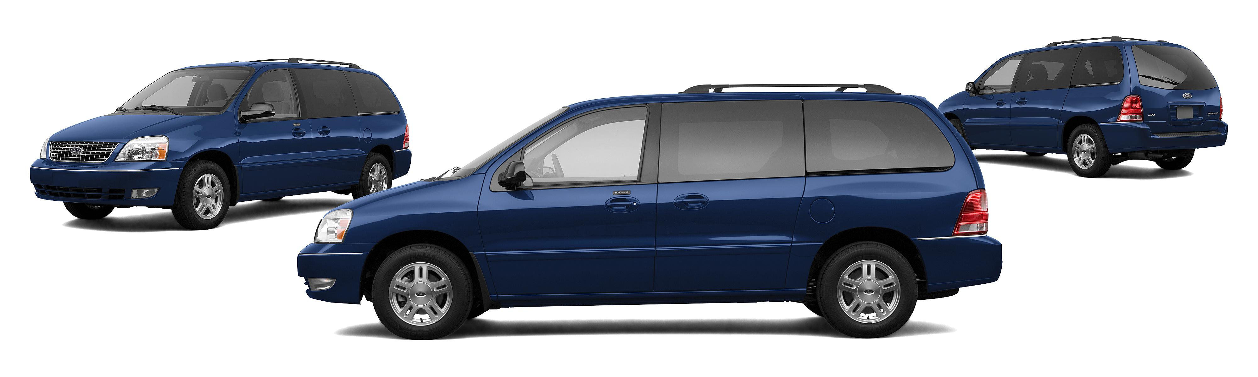 2007 Ford Freestar SE 4dr Mini Van