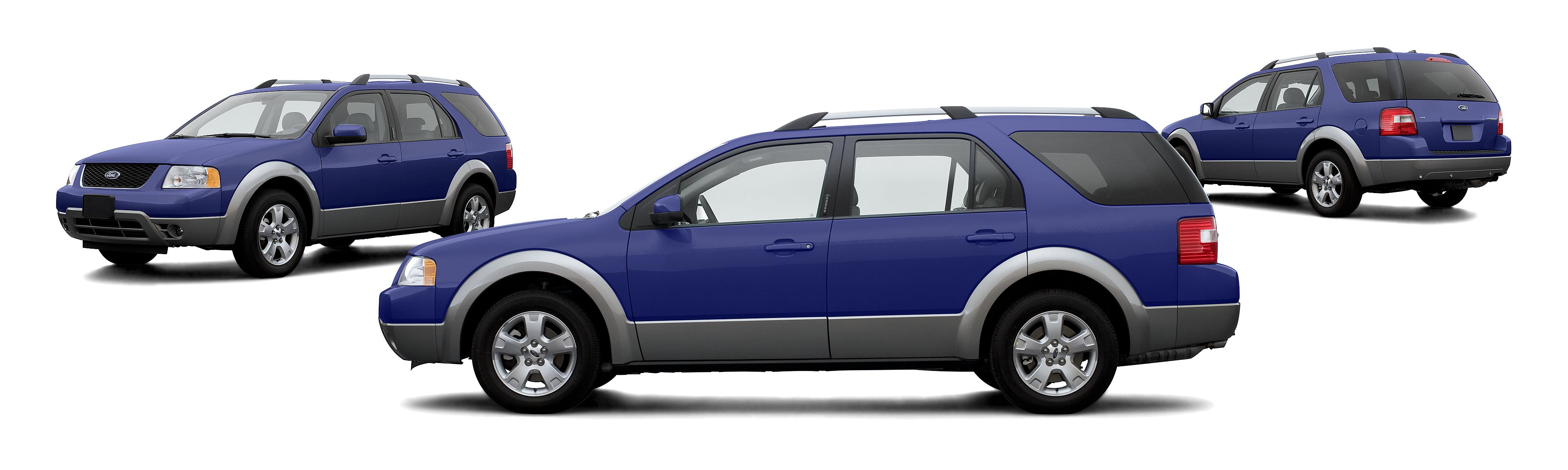 2007 ford freestyle sel 4dr wagon research groovecar