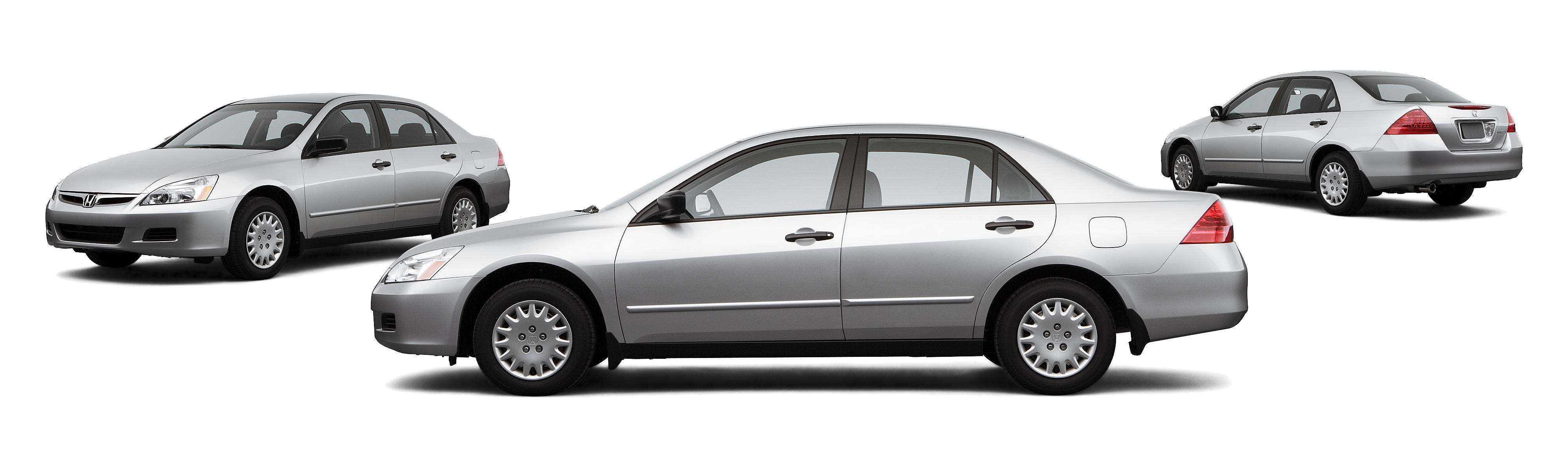 2007 Honda Accord Value Package 4dr Sedan 2 4l I4 5m Research Groovecar