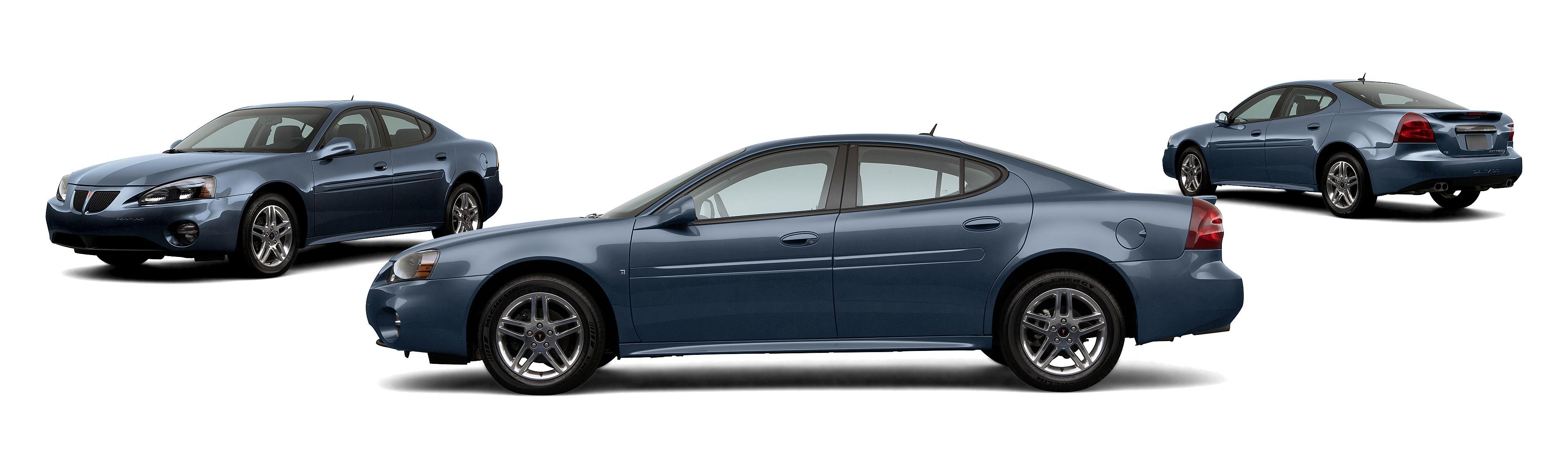 2007 pontiac grand prix gxp 4dr sedan research groovecar rh groovecar com