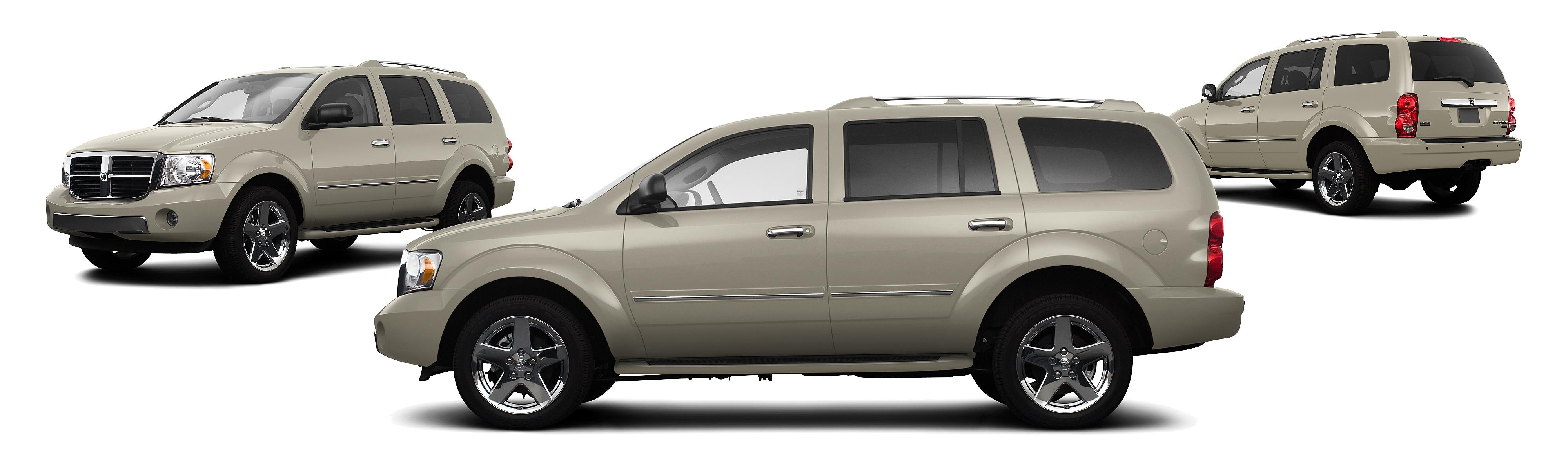 2008 dodge durango limited 4dr suv 4wd - research - groovecar
