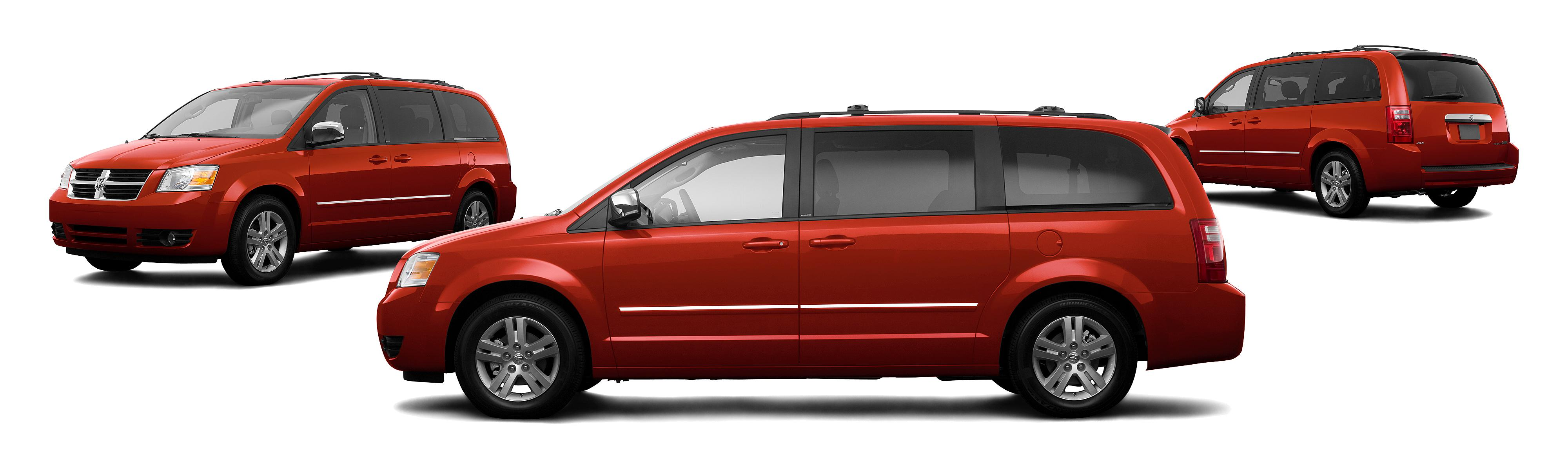 2008 Dodge Grand Caravan Sxt Extended 4dr Mini Van Research Groovecar