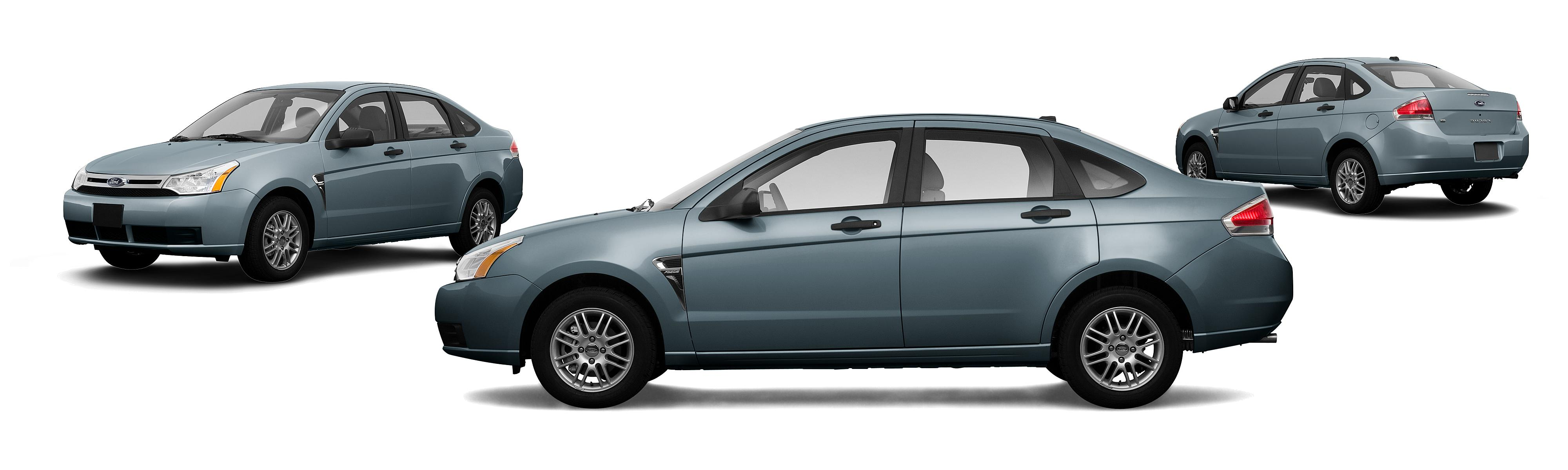 2008 ford focus se 4dr sedan research groovecar