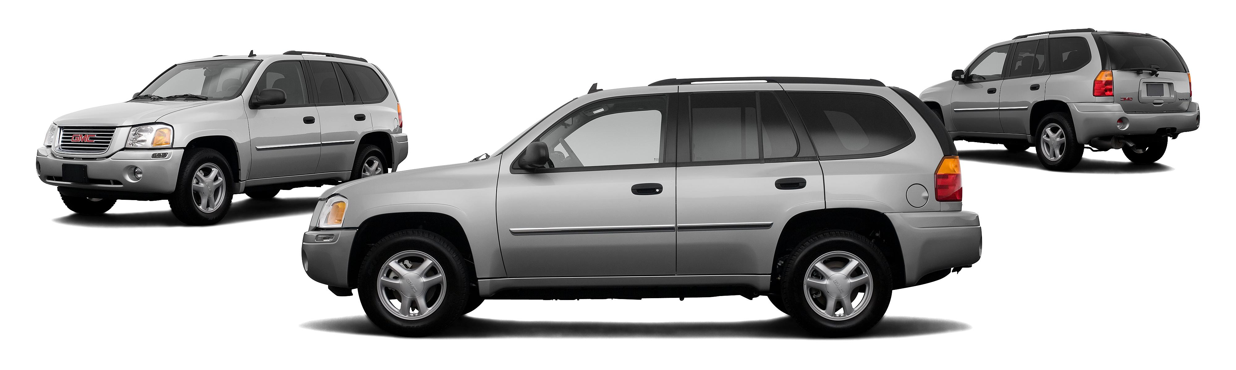 2008 GMC Envoy 4x2 SLE 4dr SUV Research GrooveCar