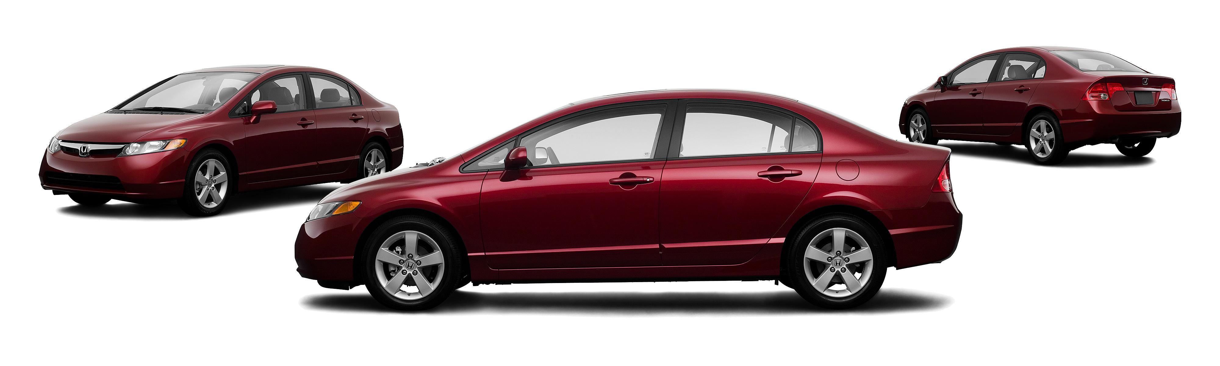 2008 Honda Civic EX 4dr Sedan 5M Research GrooveCar
