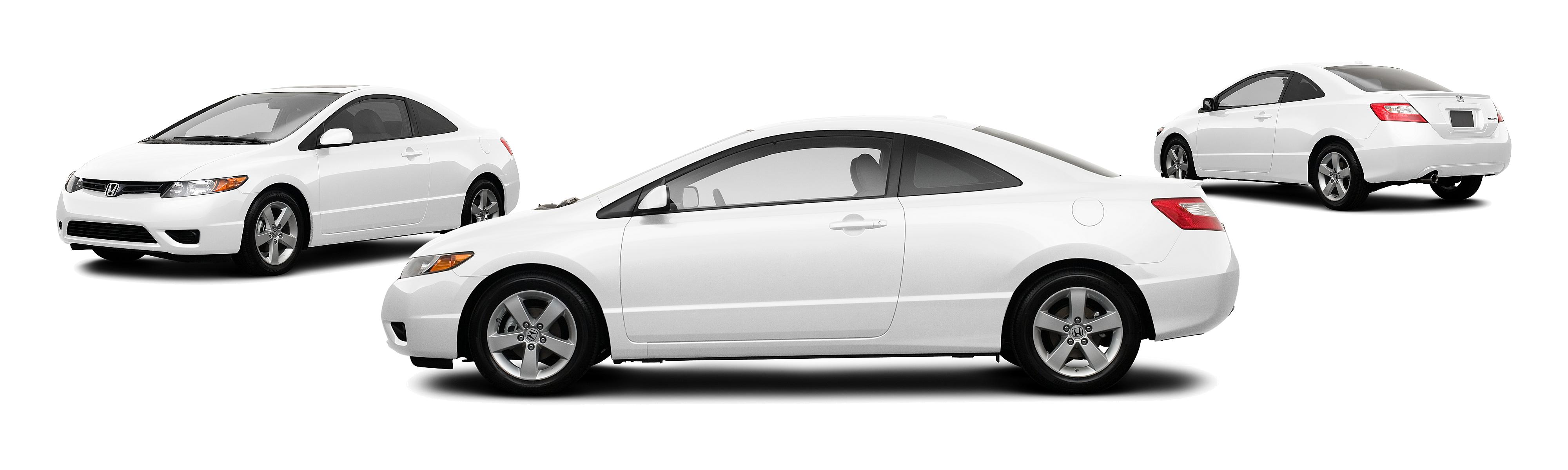 2008 Honda Civic EX L 2dr Coupe 5A Research GrooveCar