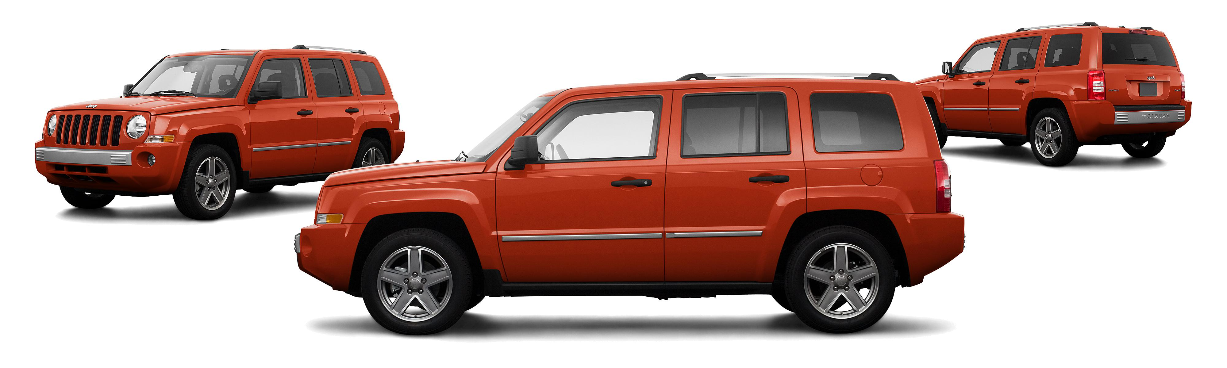 2008 Jeep Patriot Limited 4dr Suv Research Groovecar