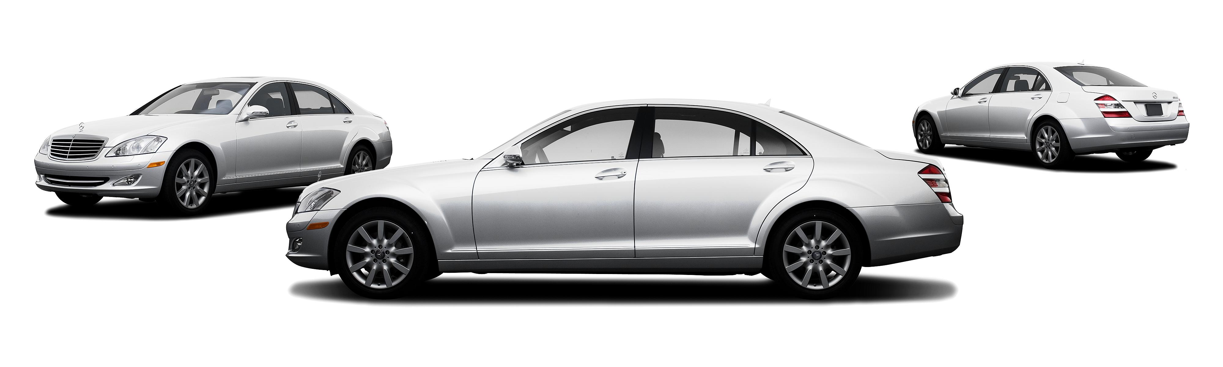 2008 Mercedes Benz S Class S 65 AMG 4dr Sedan Research GrooveCar