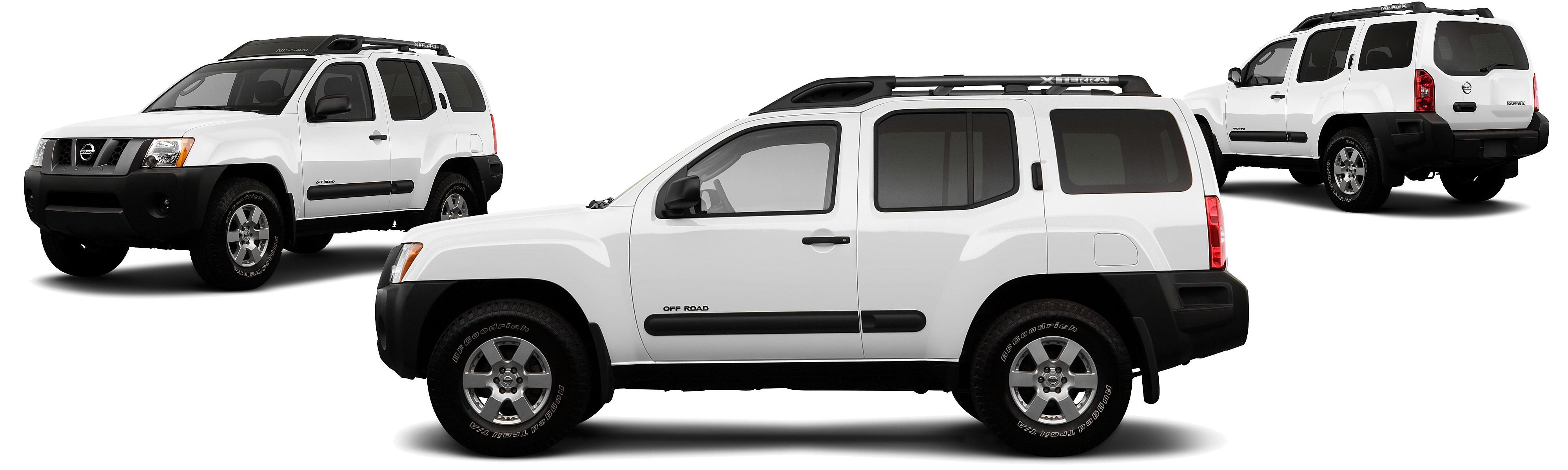Nissan Xterra Off Road Suv Research Groovecar