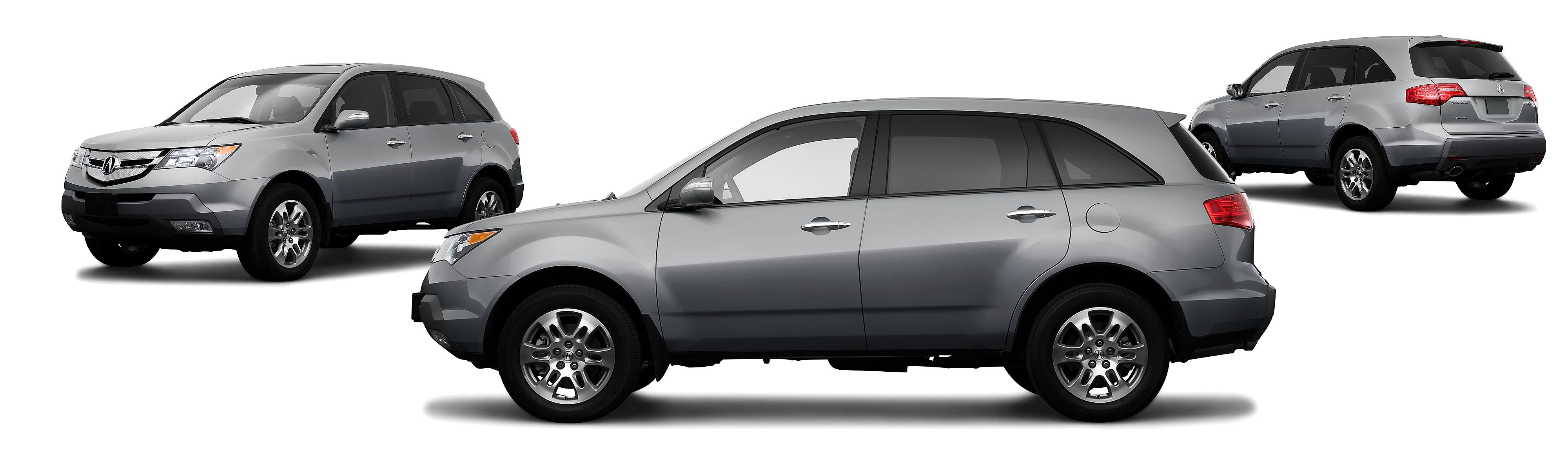 2009 acura mdx sh awd 4dr suv research groovecar