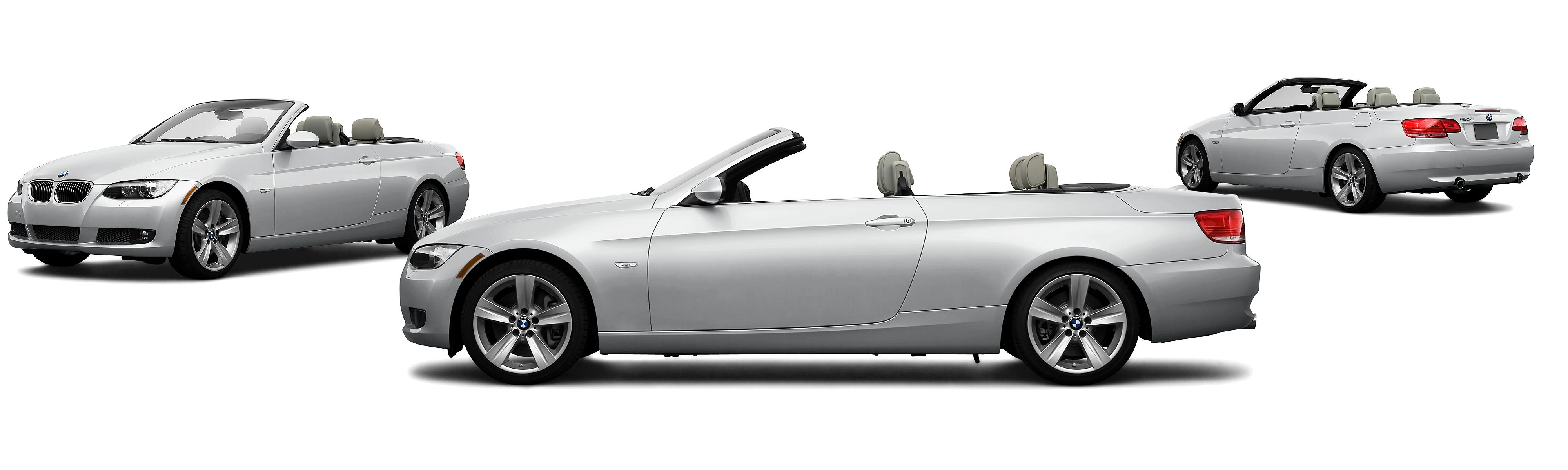 2009 BMW 3 Series 335i 2dr Convertible Research GrooveCar