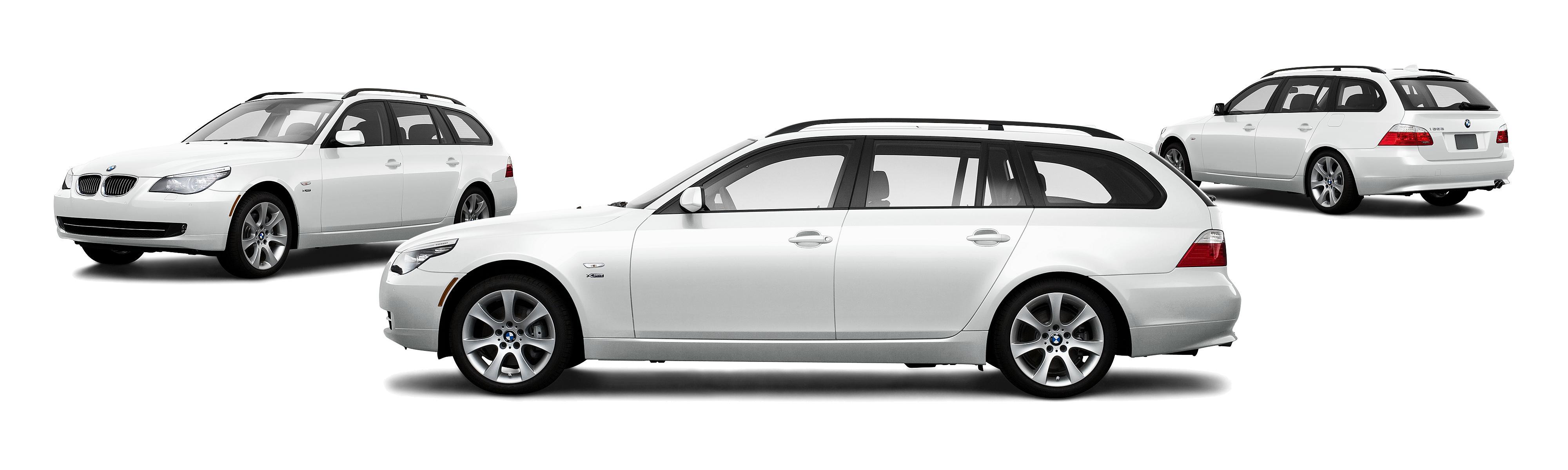 2009 BMW 5 Series AWD 535i XDrive 4dr Wagon