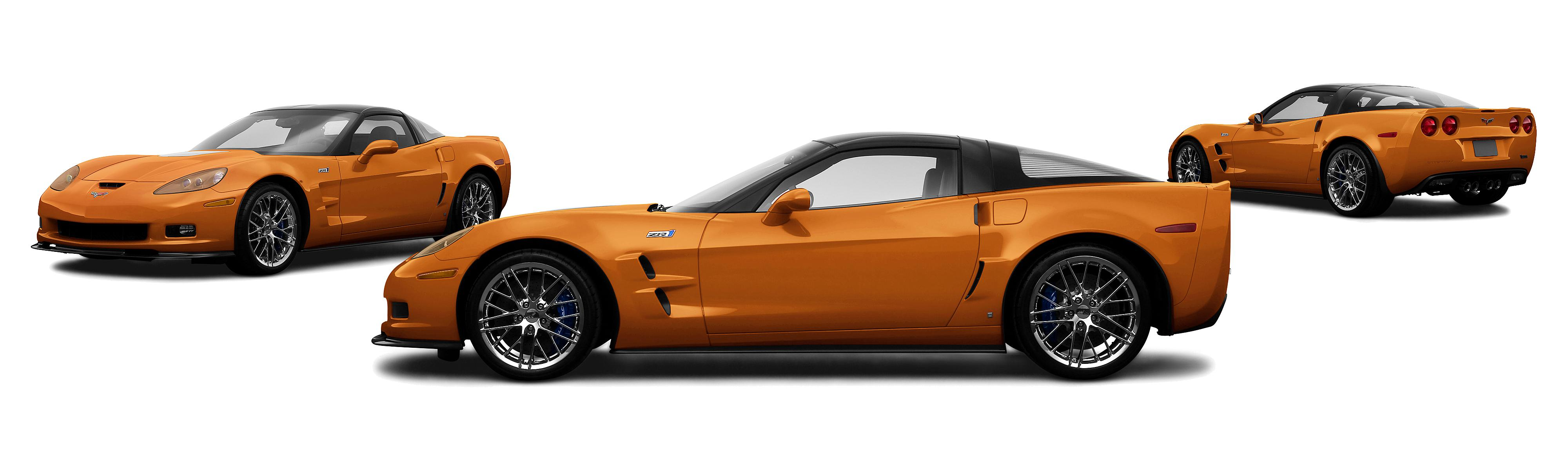 2009 Chevrolet Corvette Zr1 2dr Coupe W 3zr Research