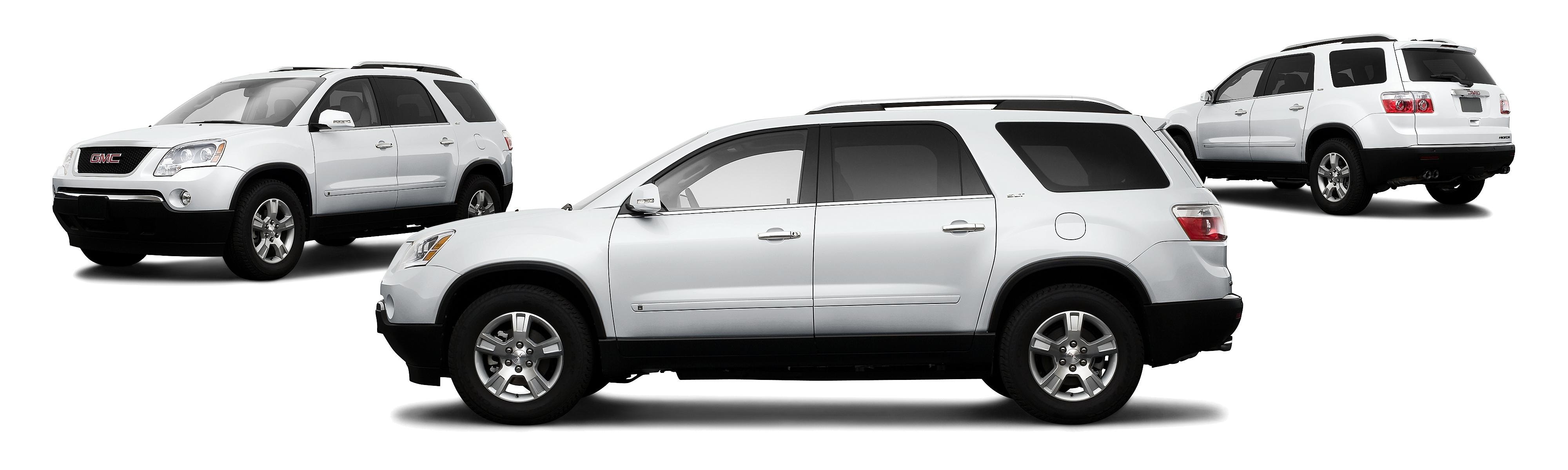 2009 GMC Acadia SLT 2 4dr SUV Research GrooveCar