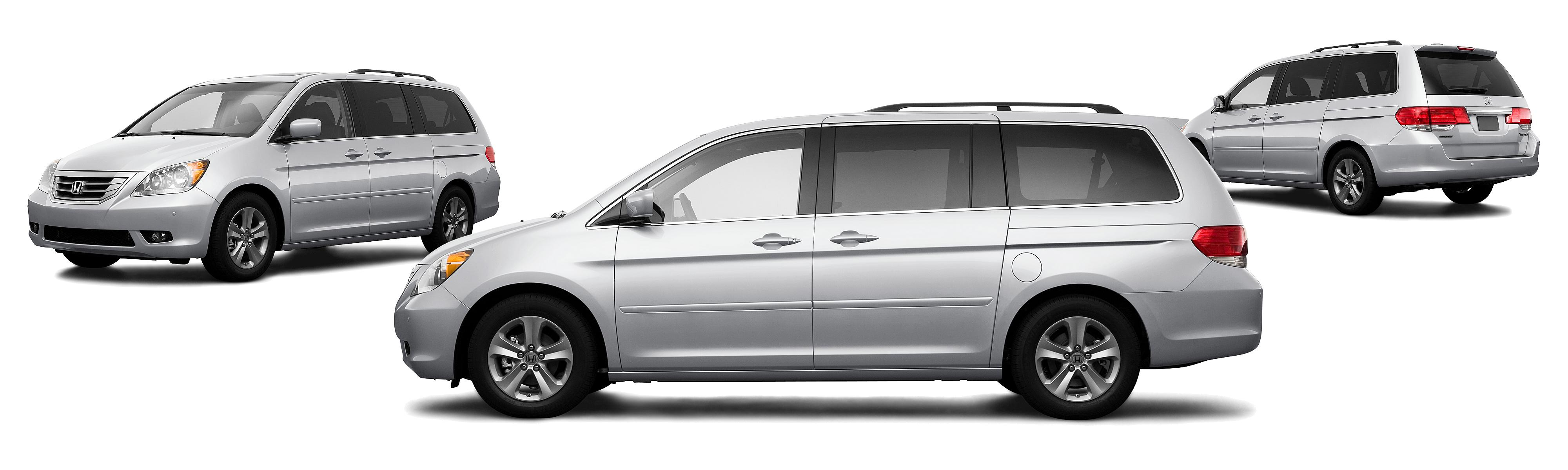 2009 Honda Odyssey Touring 4dr Mini-Van w/PAX - Research