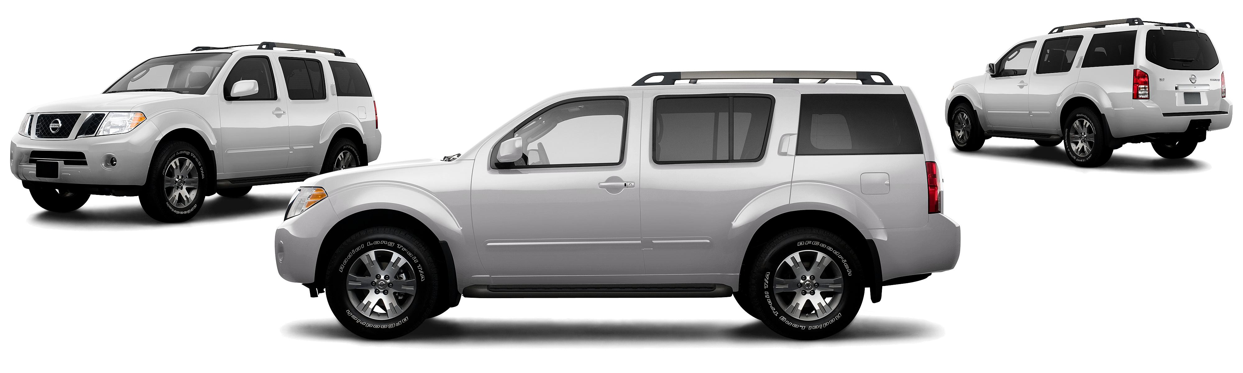 2009 nissan pathfinder 4x2 se 4dr suv research groovecar vanachro Image collections