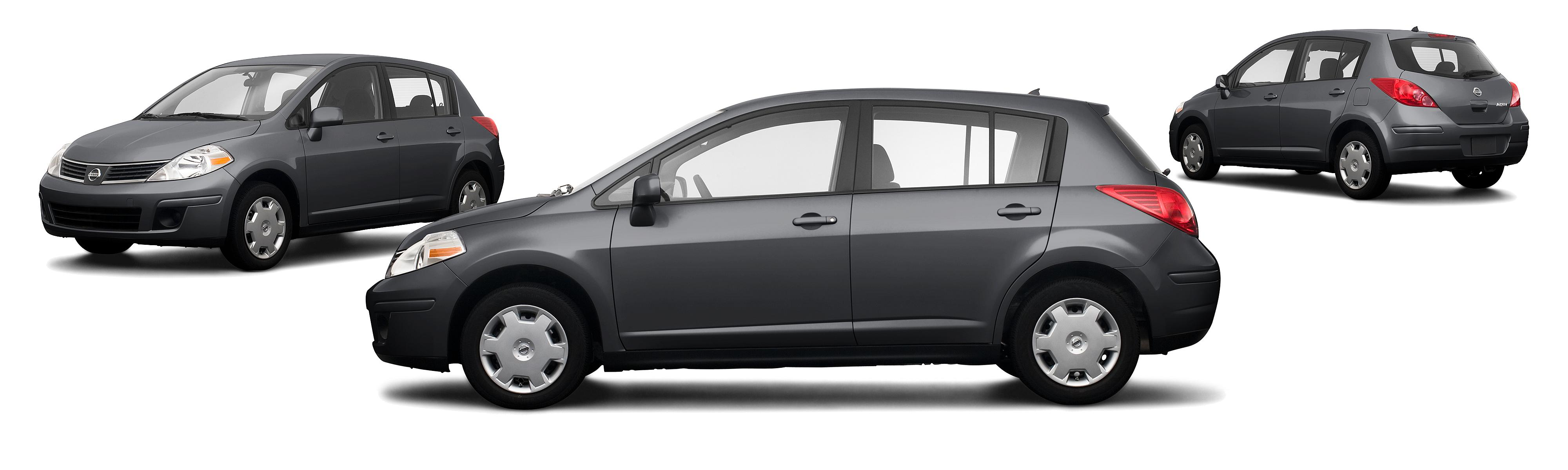 2009 Nissan Versa 1 8 S 4dr Hatchback 6m Research Groovecar
