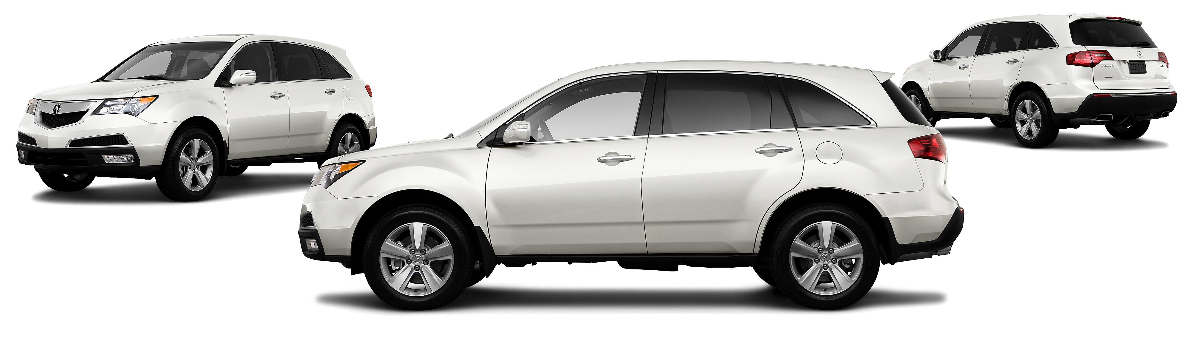 cars acura top speed mdx