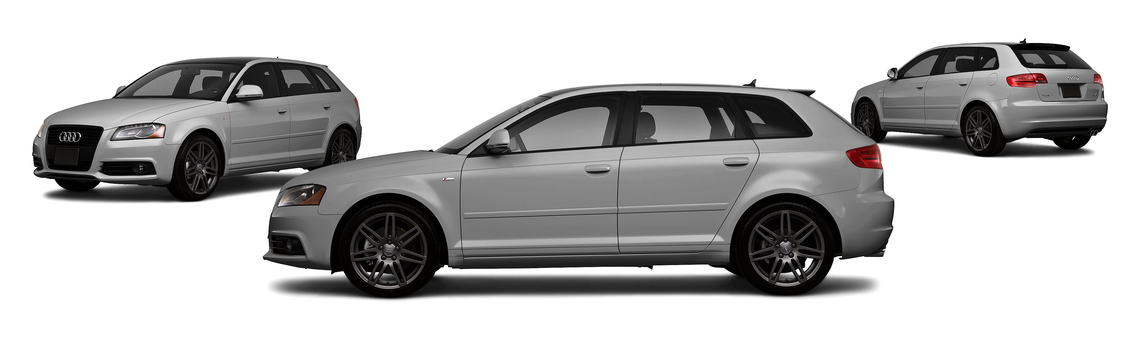 2010 Audi A3 2 0T Premium Plus 4dr Wagon 6A Research GrooveCar