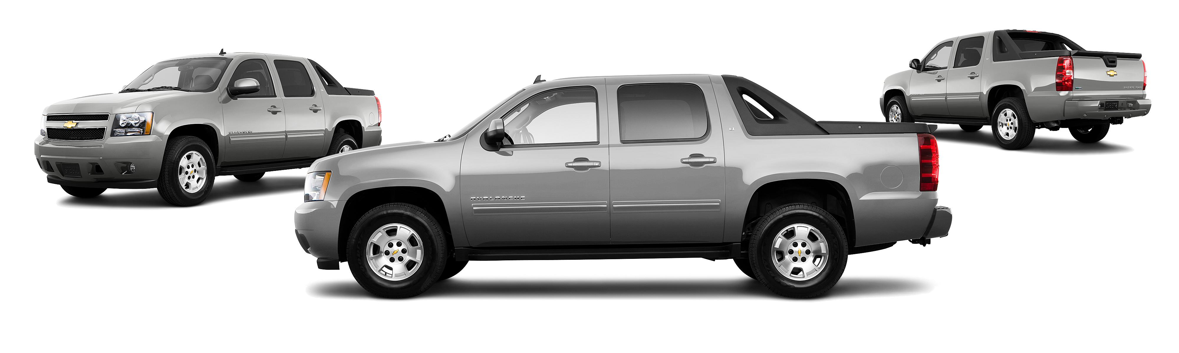 2010 Chevrolet Avalanche 4x2 LTZ 4dr Pickup Research GrooveCar