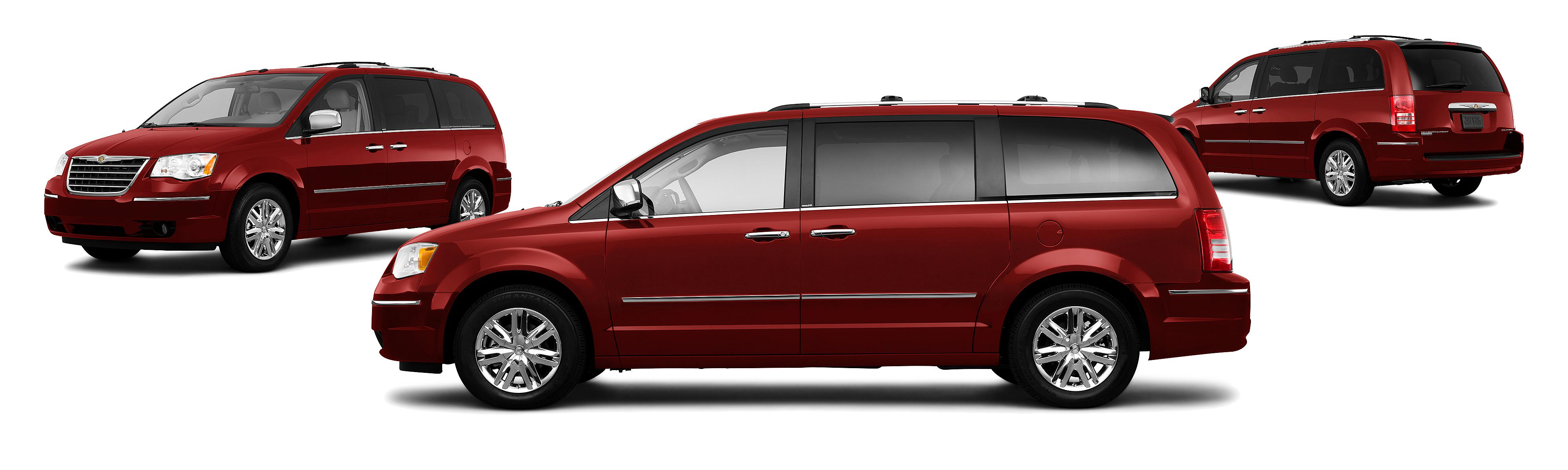 2010 Chrysler Town And Country Limited 4dr Mini Van Research