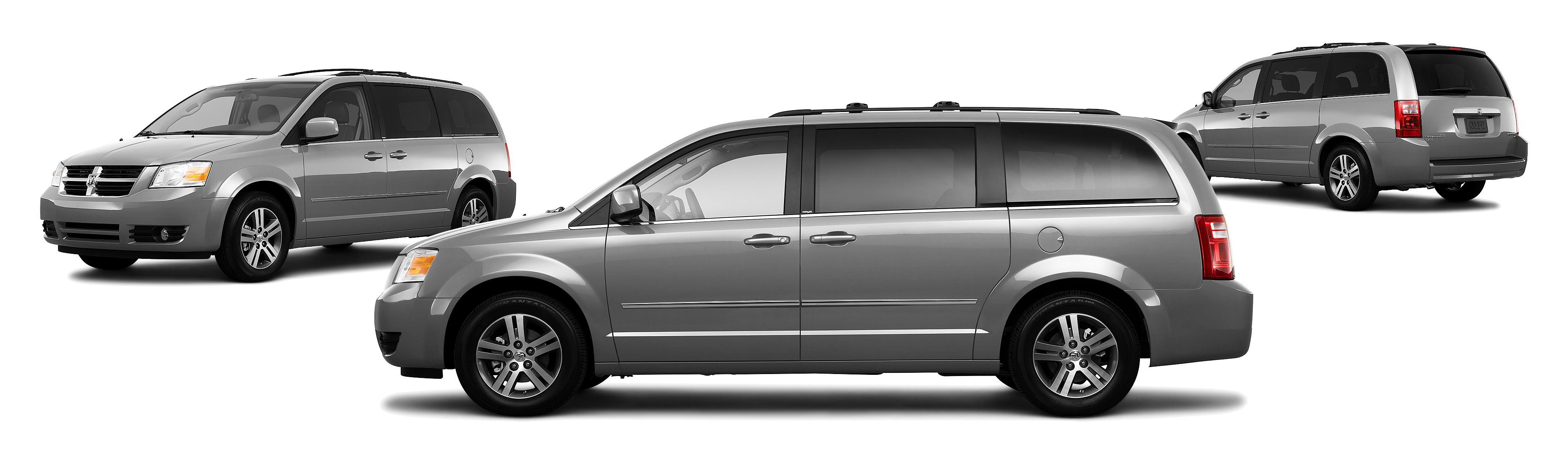 2010 dodge grand caravan sxt 4dr mini-van - research - groovecar
