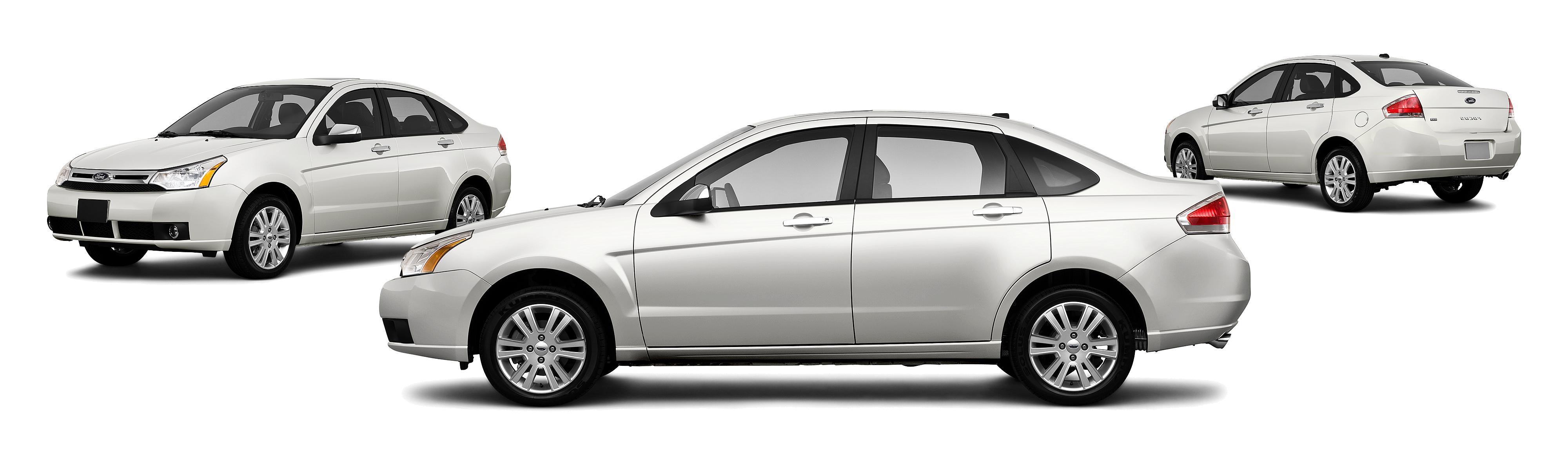 2010 Ford Focus SEL 4dr Sedan Research GrooveCar