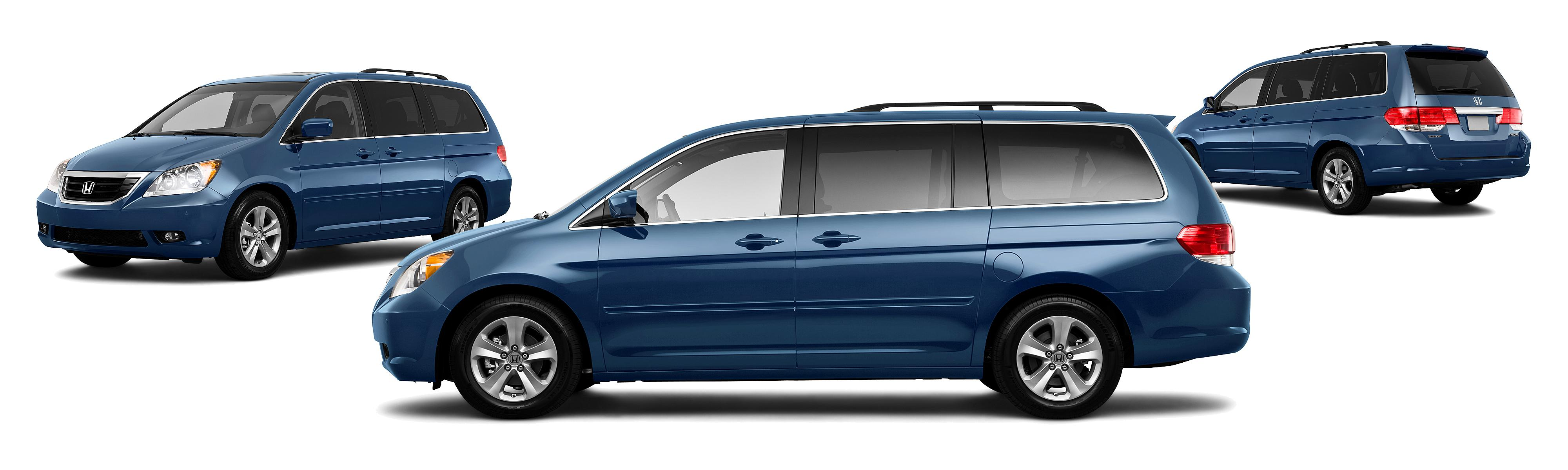 2010 Honda Odyssey Touring 4dr Mini Van Research GrooveCar