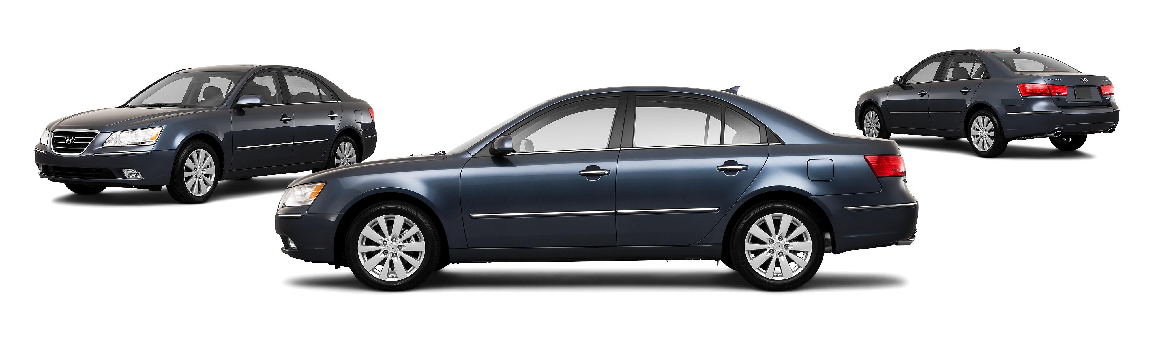 2010 Hyundai Sonata Limited V6 4dr Sedan Research Groovecar