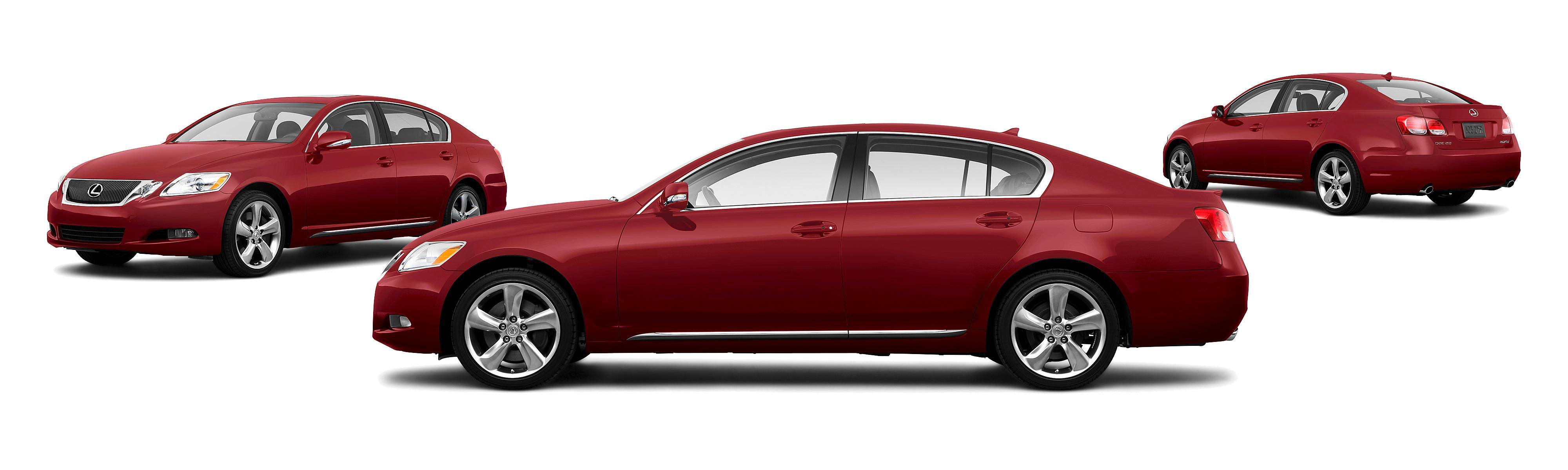 2010 Lexus GS 450h 4dr Sedan - Research - GrooveCar
