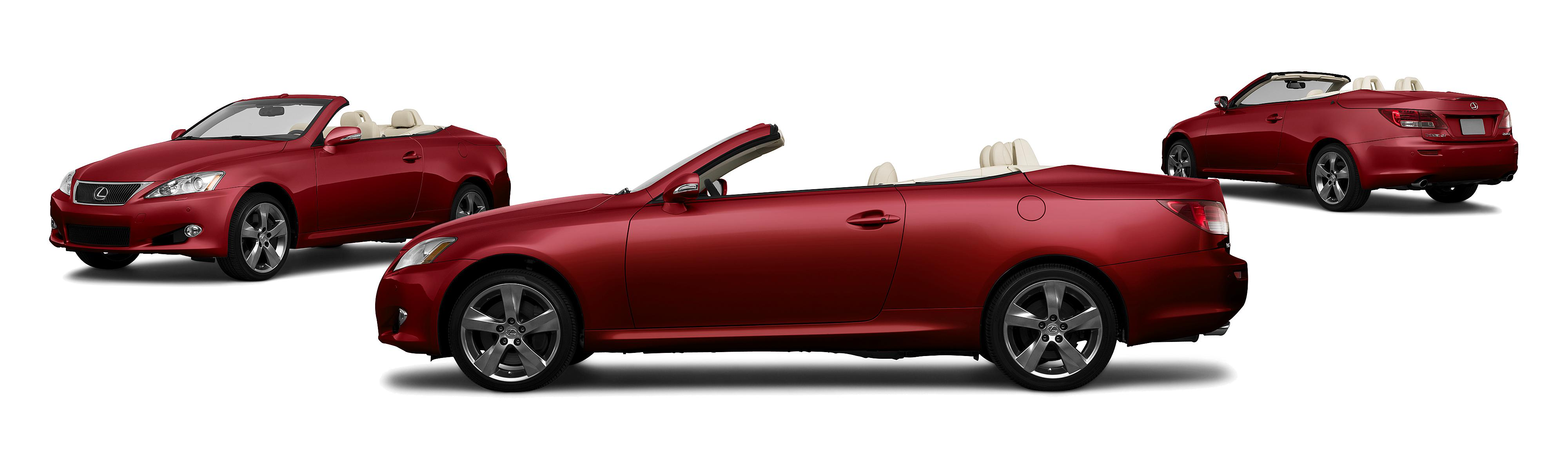2010 Lexus IS 350C 2dr Convertible - Research - GrooveCar