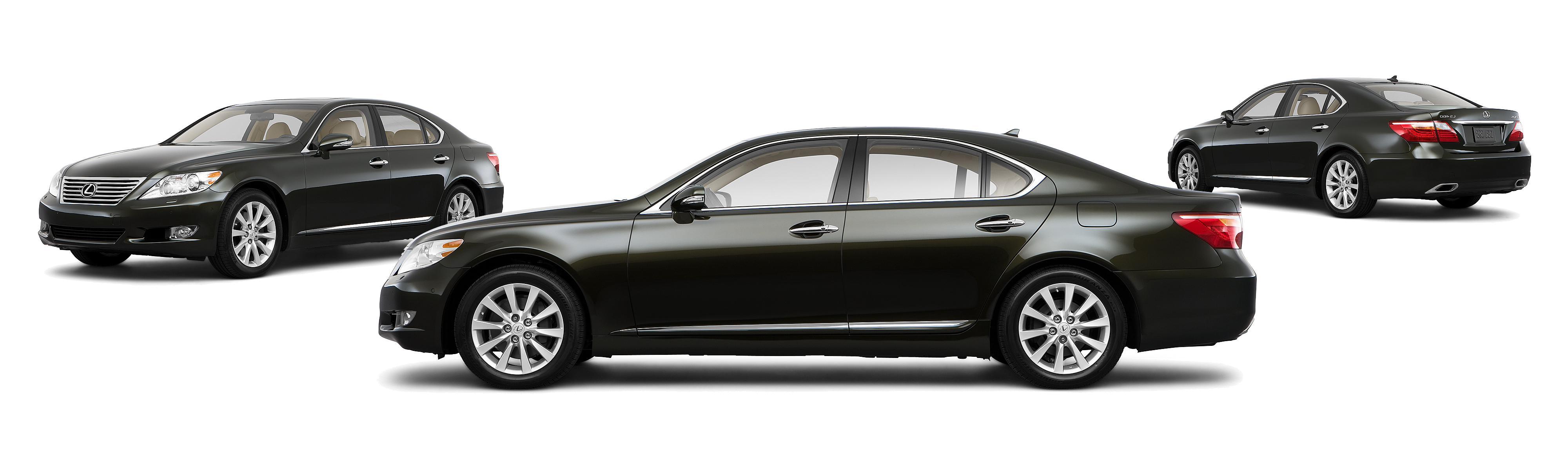drive world door sedan real watch ls lexus test youtube