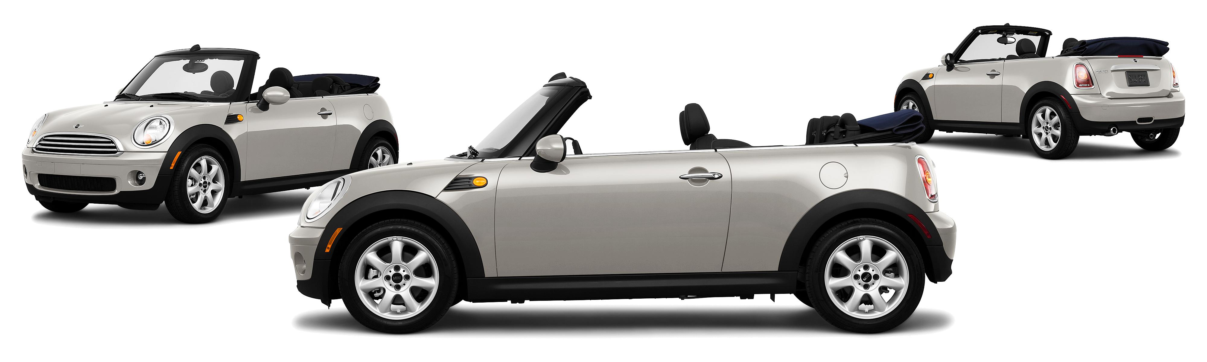 2010 Mini Cooper S 2dr Convertible Research Groovecar