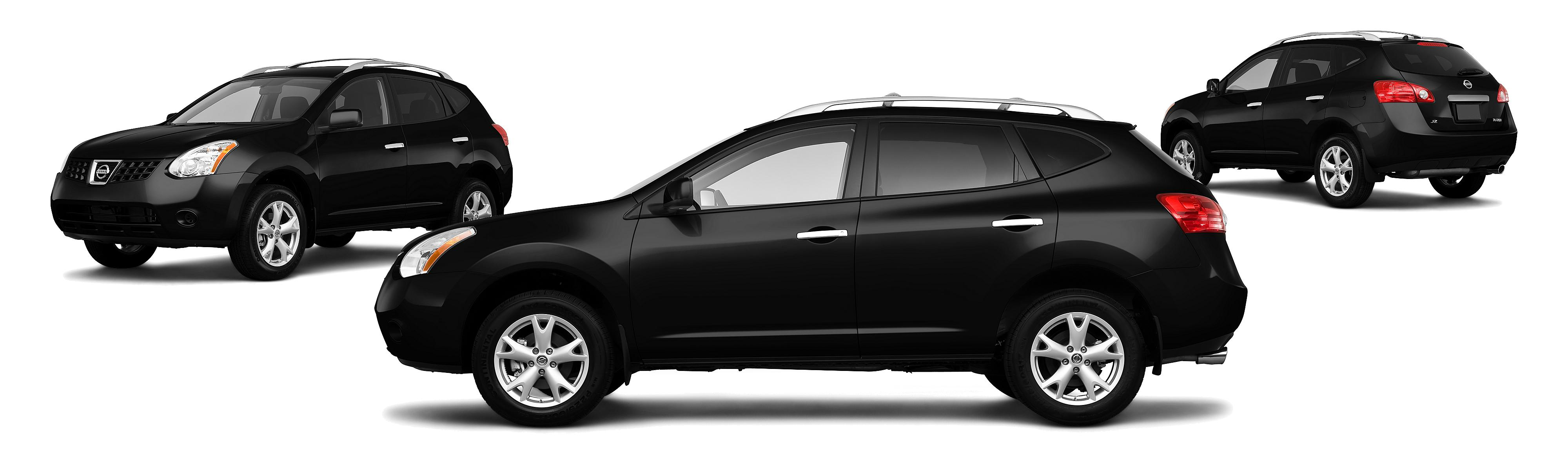 2010 nissan rogue awd s 4dr crossover - research - groovecar