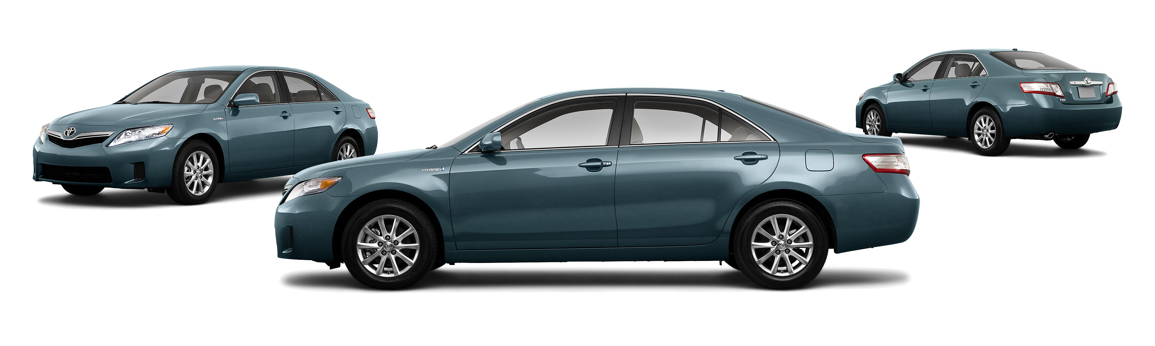 2010 Toyota Camry Hybrid Base 4dr Sedan Research GrooveCar