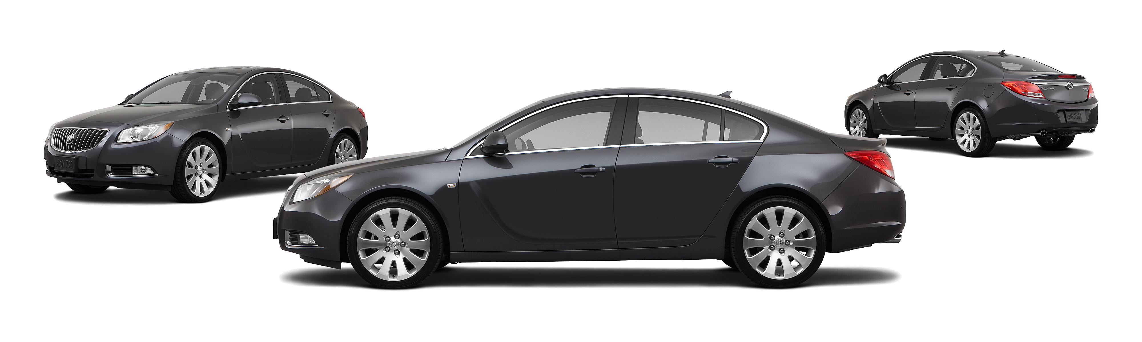 options buick and watch luxury cxl four regal loaded with door sedan