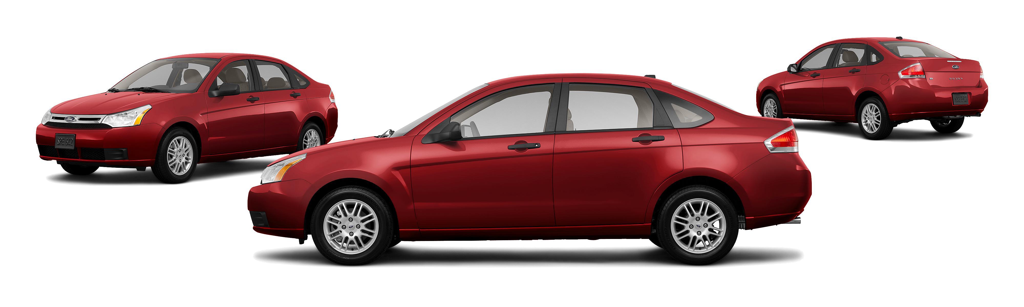 2011 Ford Focus SE 4dr Sedan Research GrooveCar