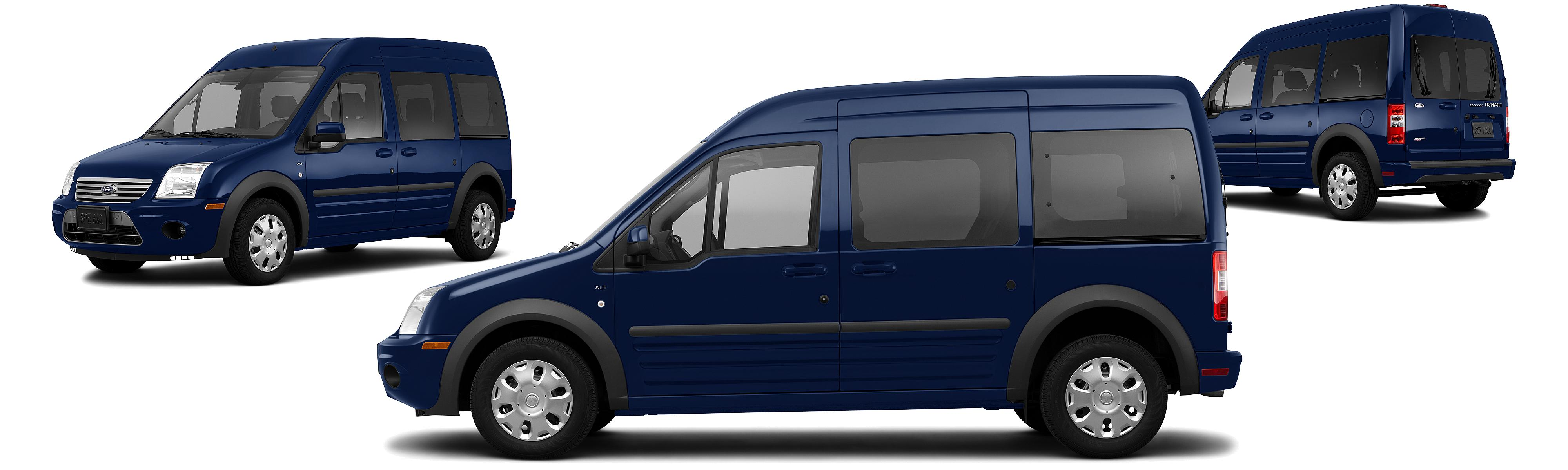 37f13d86be 2011 Ford Transit Connect Wagon XLT 4dr Mini-Van - Research - GrooveCar