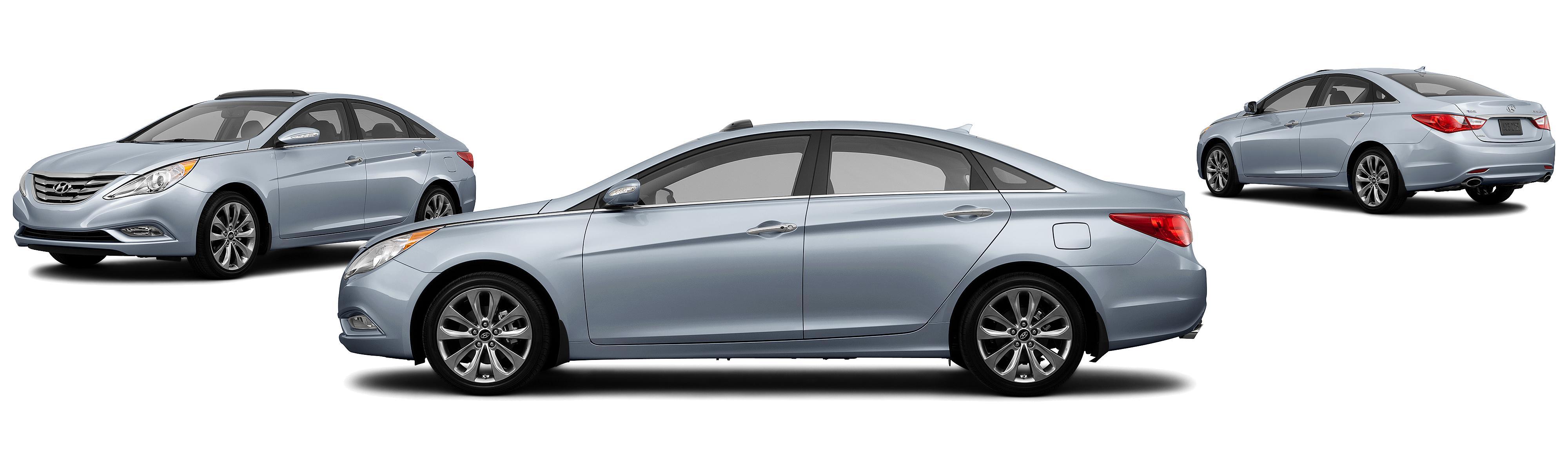 2011 Hyundai Sonata Limited 2 0T 4dr Sedan w/ Wine Interior