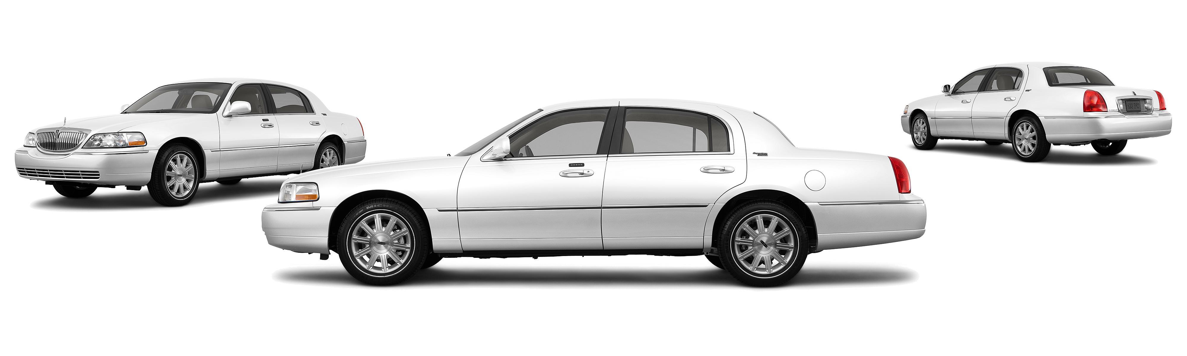 2011 Lincoln Town Car Executive L 4dr Sedan Research Groovecar
