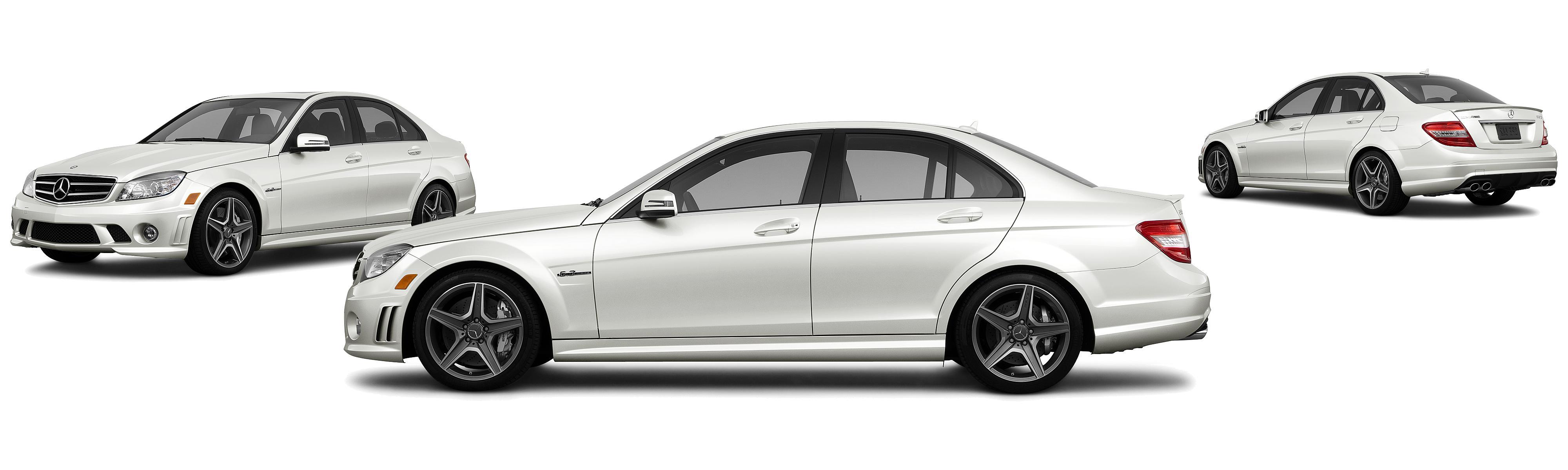 2011 Mercedes Benz C Class C 63 AMG 4dr Sedan Research GrooveCar