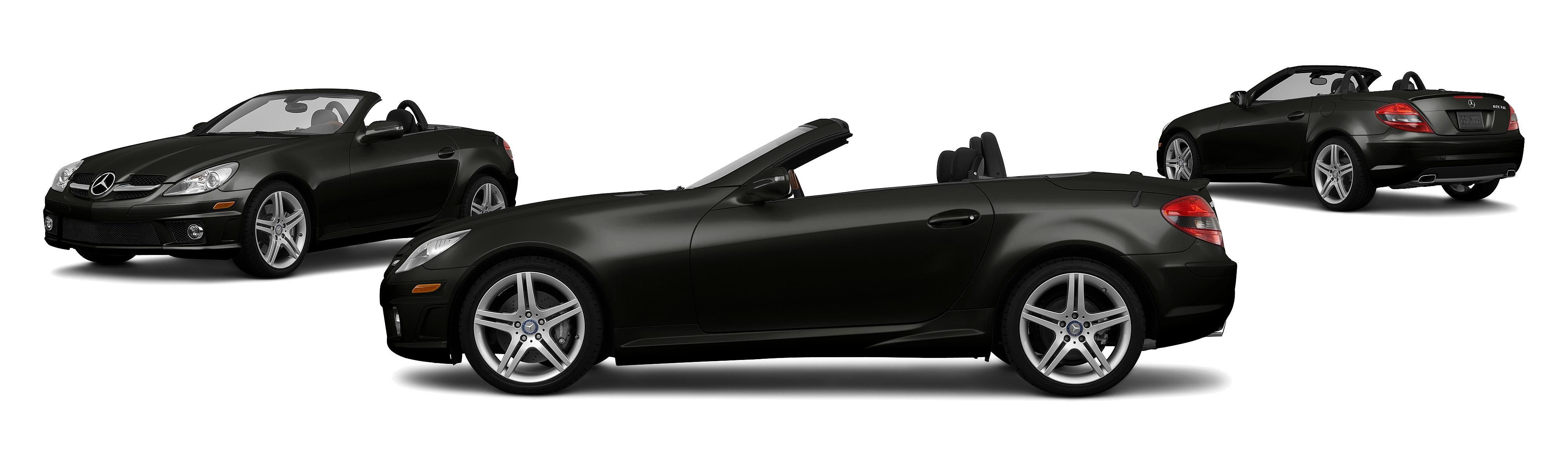 2011 Mercedes Benz SLK SLK 350 2dr Convertible Research GrooveCar