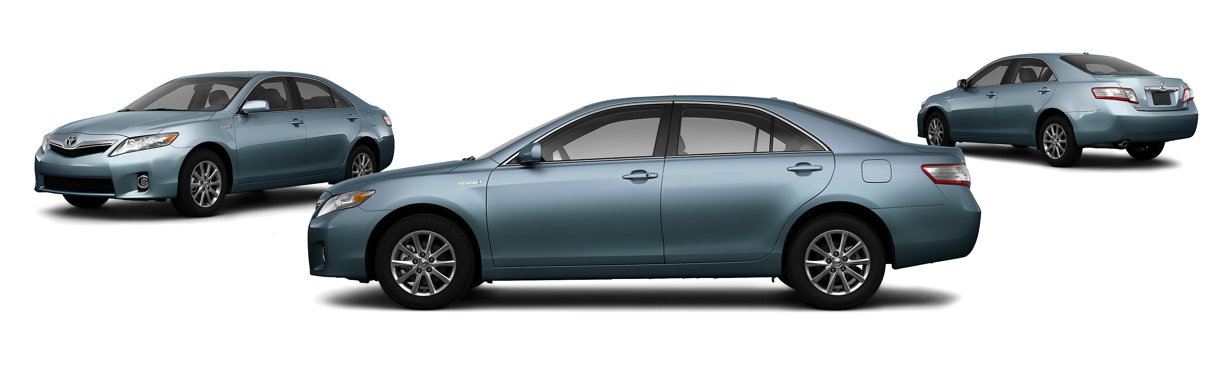 2011 Toyota Camry Hybrid Base 4dr Sedan Research GrooveCar