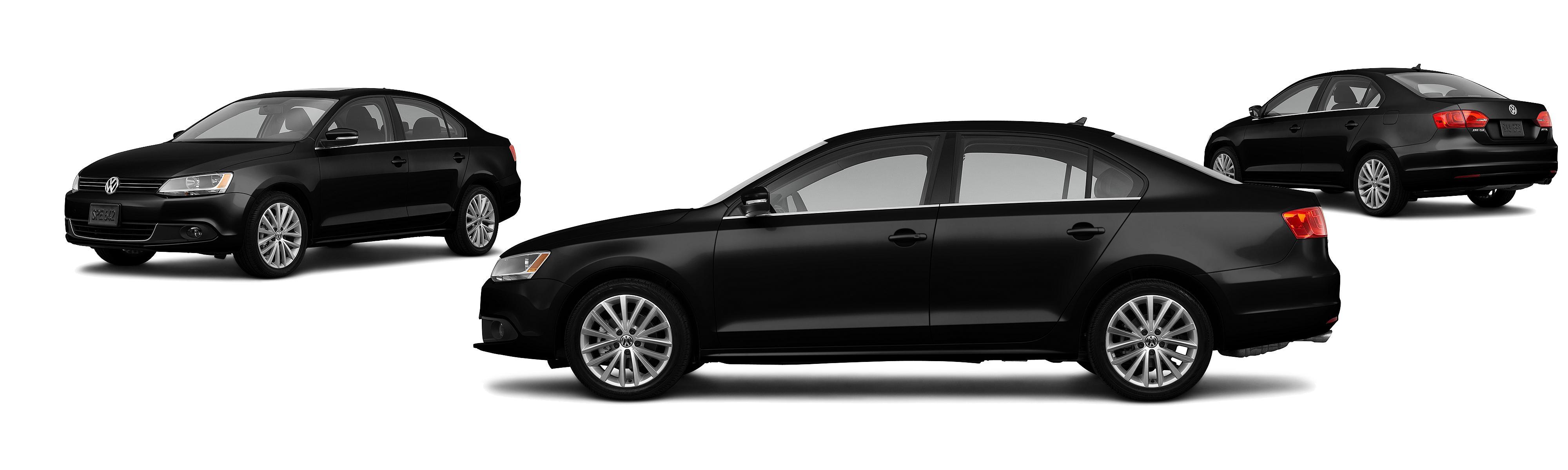 2011 Volkswagen Jetta SEL 4dr Sedan 5M w Sport Package Research